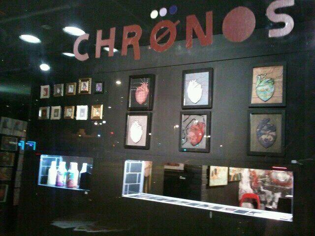 Chronos Gallery Los Angeles