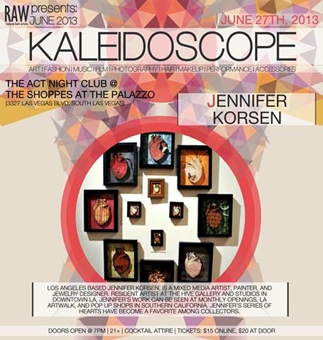 Raw Presents Kaleidoscope Las Vegas