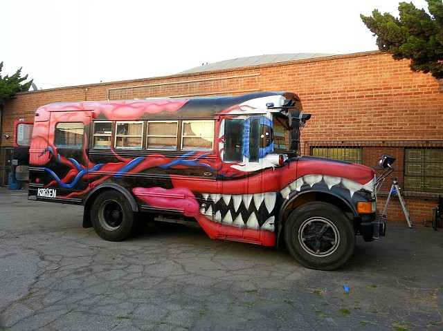 LPTC Tourbus