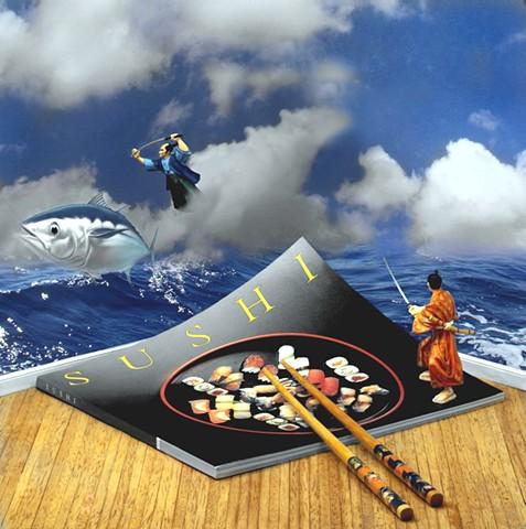 Samurai Sushi and the Fatty Tuna