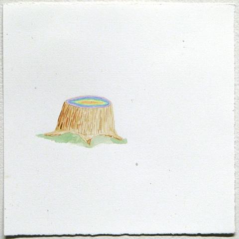 Rainbow Stump