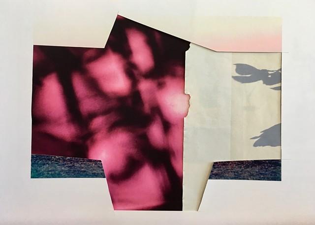 ephemeral collage