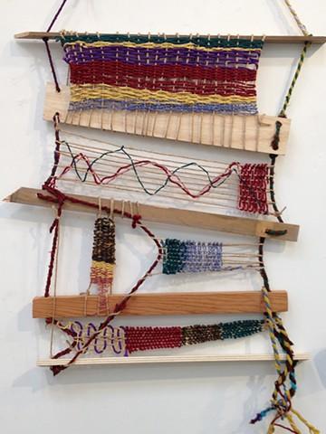 Woven Ladder 5 Detail 1