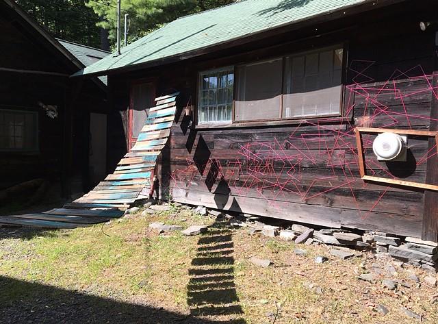 Byrdcliffe Studio (outside)