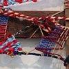 Woven Ladder Bridge