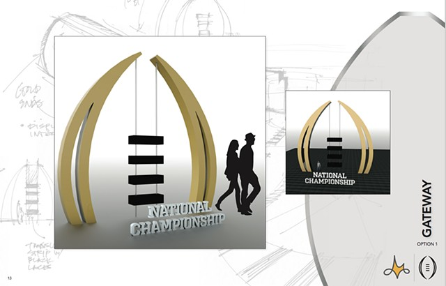 Moss Sports: Proposed CFP Structures
