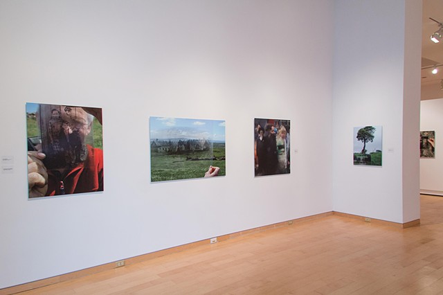 Exhibition Views- Messengers of Yesterday