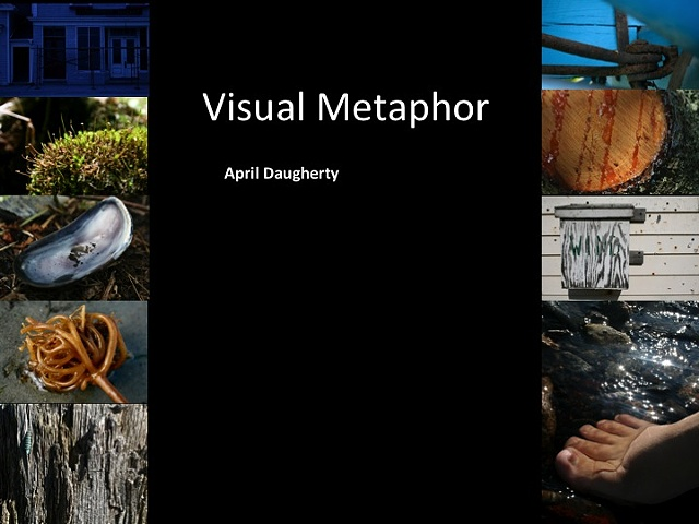 April- Visual Metaphor