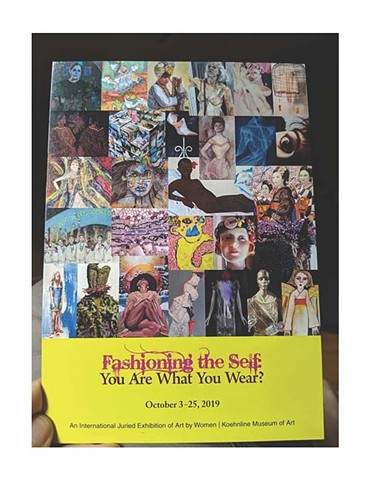 October 2019: Fashioning the Self