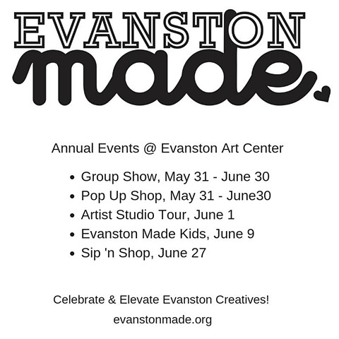May 2019: Evanston Made Group Show