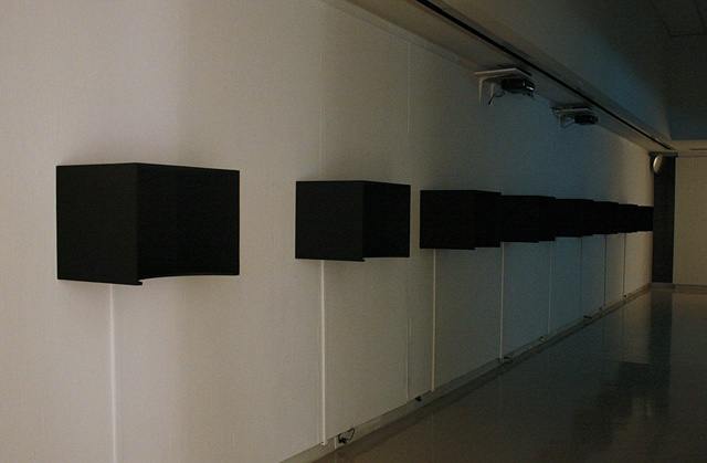 [Installation View 1] Miniature Sublime