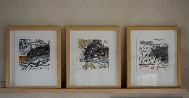 Waychinicup Series Framed