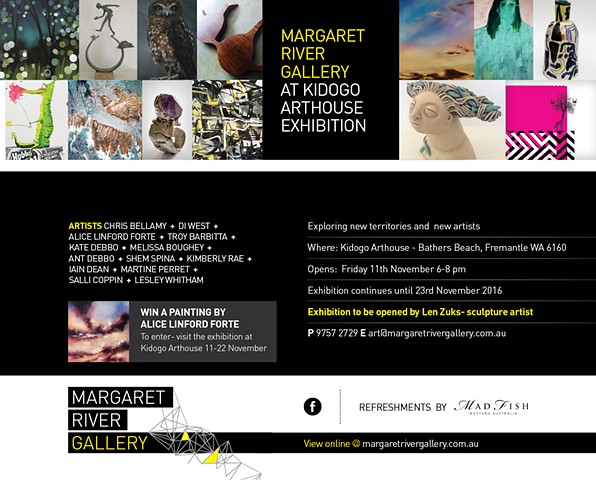 Margaret River Gallery at KIDOGO ARTHOUSE