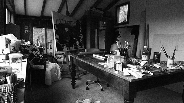studio inside the chaos