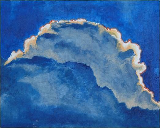 Cloud Lines V