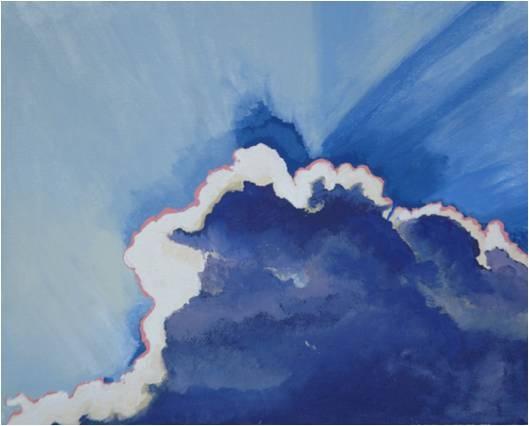 Cloud Lines III