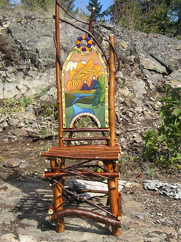 Wonderful World Chair