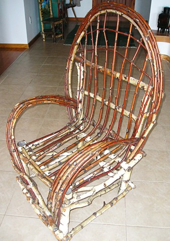 Birch Chair