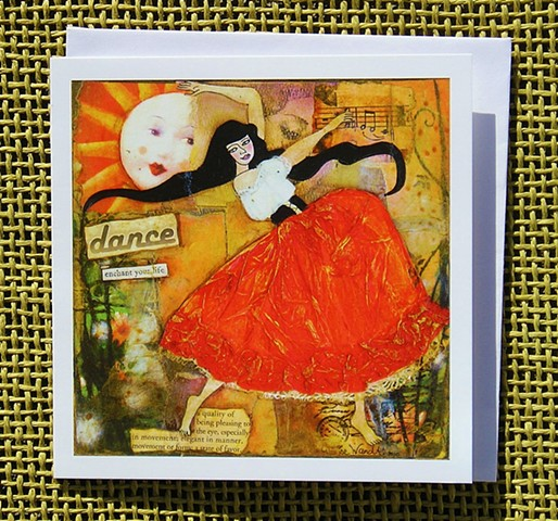 Art Card Dance, Enchant your Life