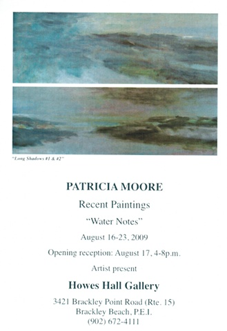 Water Notes by Patricia Moore