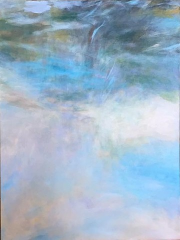 Part of the Windhover and Water Series-2
