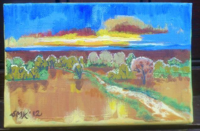 Scottish Landscapes, contemporary art, Fine art, fine art, landscapes, Scotland