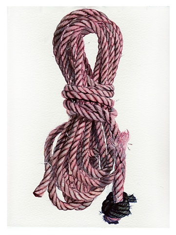 pink rope