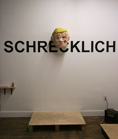 SCHRECKLICH Inside helper (finished installation)