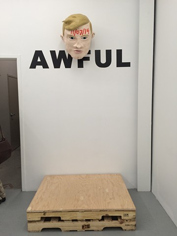 AWFUL Inside Samsøñ (installation)