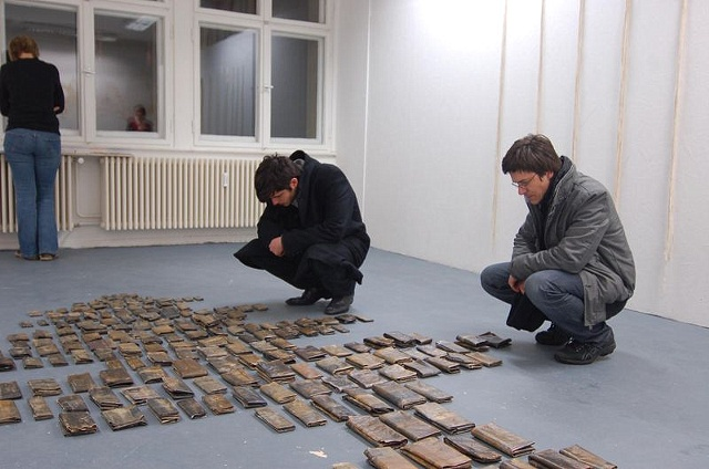 Brick Installation, Berlin