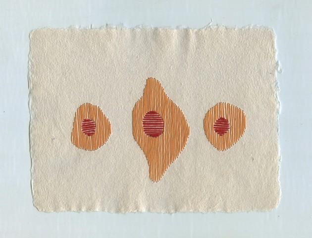 Three Orange Forms