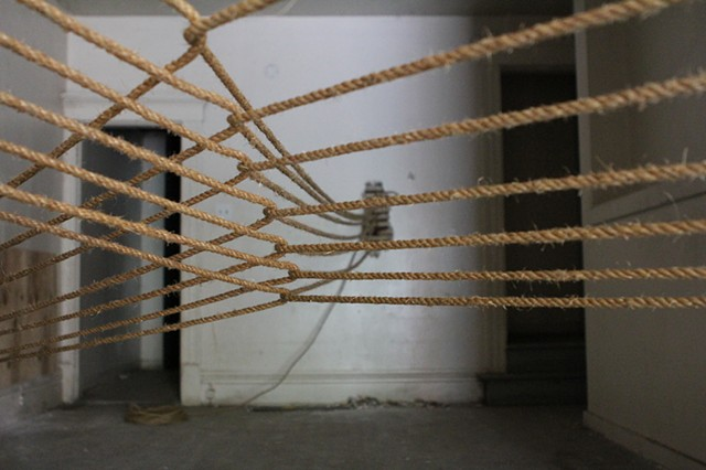 Intersection with Rope