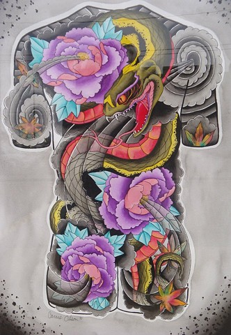 Art, artwork, watercolor, oshkosh, oshkosh artist, oshvegas, draw, drawing, paint, painting, painter, floral painting, floral watercolor, watercolors, drawings, local artist, 920 Tattoo, 920 Tattoo Co, 920 Tattoo Company, oshkosh tattoo artist, tattoos, t