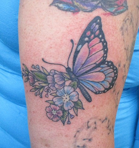 920 tattoo co, 920 tattoo, tattoo, tattoos, butterfly tattoo, butterfly tattoos, floral tattoo, floral tattoos, floral butterfly tattoos, floral butterfly tattoo, oshkosh wi, wisconsin, downtown oshkosh, uwo, uw oshkosh, fox valley