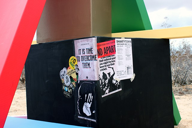 """Political Art"" (detail)"