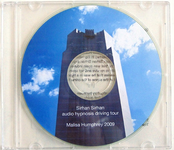 Sirhan Sirhan Audio Hypnosis Driving Tour
