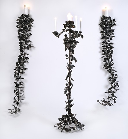 Sconces and Candelabra