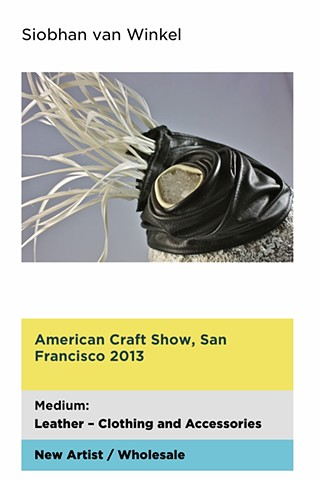 American Craft Council: SF Fort Mason
