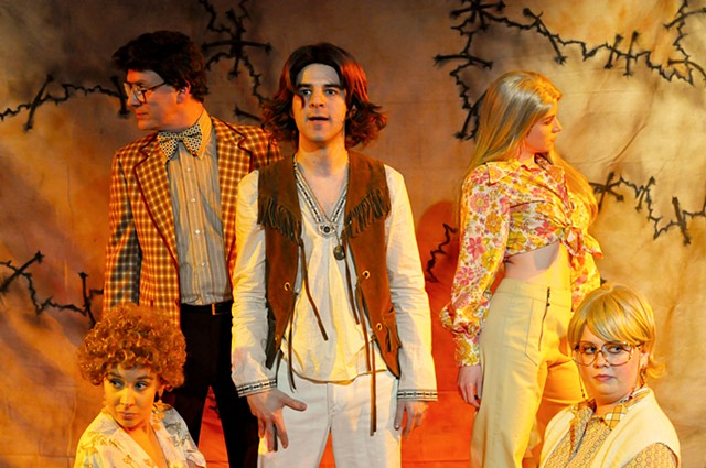 The Texas Chainsaw Musical! (Ensemble)