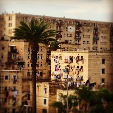 Apartment Block, Algiers