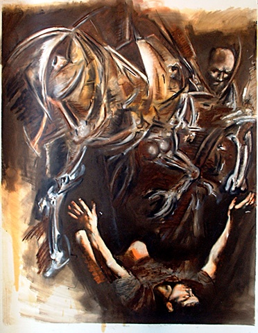 'Conversion of St. Paul' study