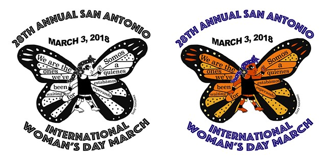 28th Annual International Woman's Day March