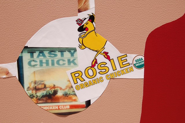 Tasty Chick (detail)