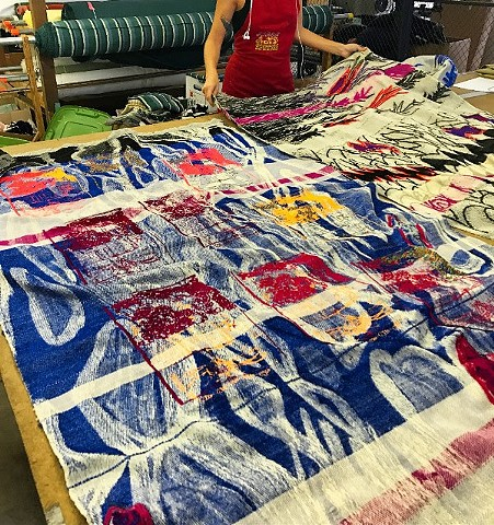 The Weaving Mill Open Studio