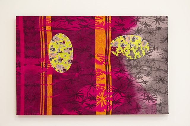 Trop-i-cal Solo Exhibition, Efrain Lopez Gallery Chicago