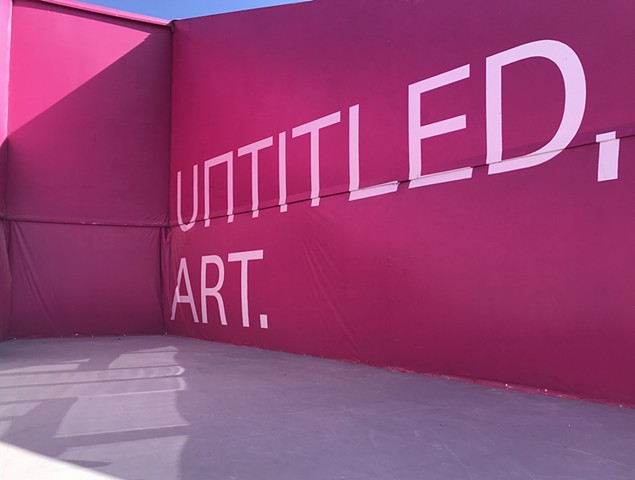 Inside the Tent: My Week at Untitled Art Fair