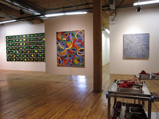 Bridgeport Art Center, Obsession:  Once Is Not Enough, Jan - Feb 2015