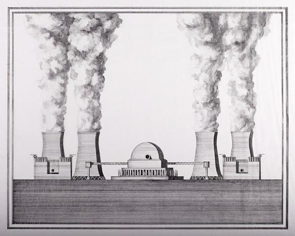 Newton Boullee Power Station Einstein Hinkley Point