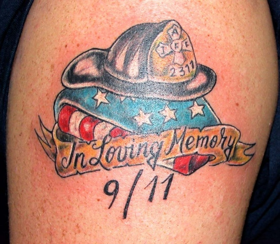 9/11 tattoo by tatupaul