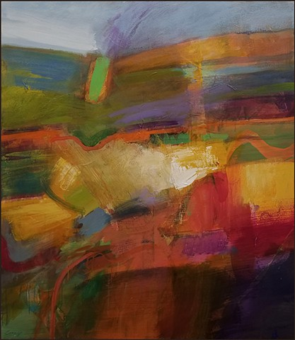 abstract_landscape, abstract, contemporary, contemporary_art, colorful, nature, painterly